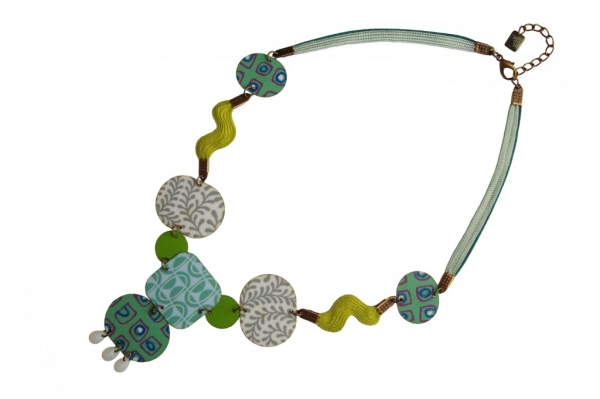 "Abina Collier bleu copy 1024x682  Printemps/Été/ <span style=""font-style:italic; color:#A1A7B8"">Spring/Summer Mosaïc collection</span>"